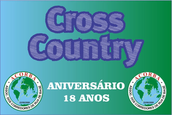 CROSS COUNTRY - 18 ANOS ACORBA