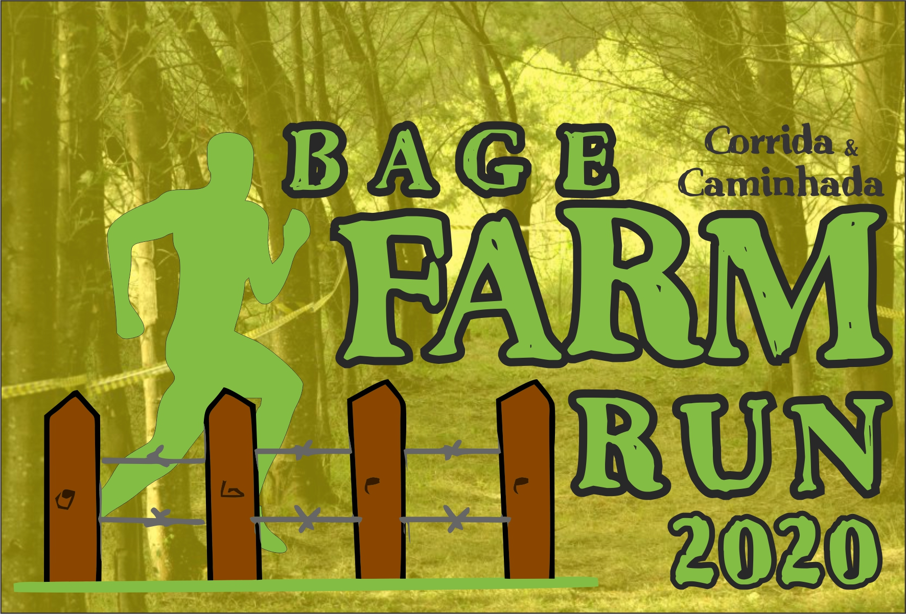 3ª BAGÉ FARM RUN